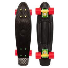 "Penny Skateboard - Original 22"" Rasta - Complete"