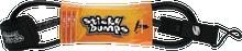 Sticky Bumps - Sup Regular 11' Leash Black