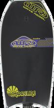 "Wave Rebel - Rebel Shoreline 39"" Blk Bodyboard"