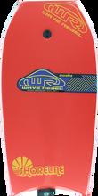 "Wave Rebel - Rebel Shoreline 42"" Red Bodyboard"
