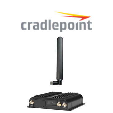 Cradlepoint WiFi Layout