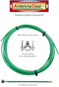 Antenna System Grounding Kit