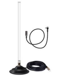 12dB Fiberglass 4G LTE Mag Mount Antenna For Verizon Novatel 551L