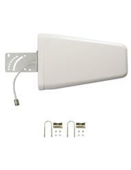 10dBi Sierra Wireless Gateway Yagi Log Periodic Wide Band 3G 4G LTE AWS XLTE WiFi External Antenna w/Tilt L-Bracket Mount