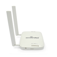 Accelerated 6310-DX Router CAT 4, 4G LTE, HSPA+, Failover, Dual SIM - Side