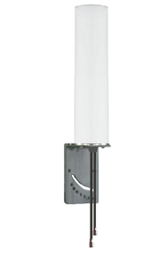 9dBi Accelerated 6350-SR M16 Omni Directional MIMO Cellular 4G LTE AWS XLTE M2M IoT Antenna w/2 x 16ft Coax Cables - 2 x SMA Male