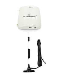 "Accelerated 6310-DX LTE Router CAT 6 w/ 13""- XHD 8dBi Military Grade 3G 4G LTE Magnetic Mount Antenna - SMA Male"