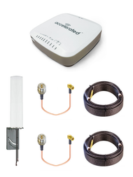 Accelerated 6330-MX LTE Router CAT 6 w/ 9dBi MIMO Antenna, 2 x 100 FT Cables + 2 x Adapters - SMA Male