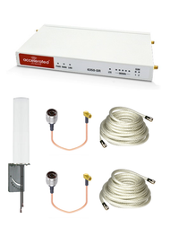 Accelerated 6350-SR LTE Router CAT 6 w/ 9dBi MIMO Antenna, 2 x 25 FT Cables + 2 x Adapters - SMA Male
