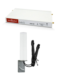 Accelerated 6350-SR LTE Router CAT 6 w/ 9dBi MIMO Antenna, 2 x 16 FT Cables - SMA Male