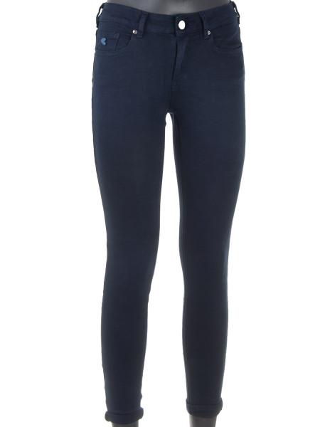 Night Blue Skinny Jeans