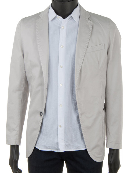 White Seersucker Summer Shirt