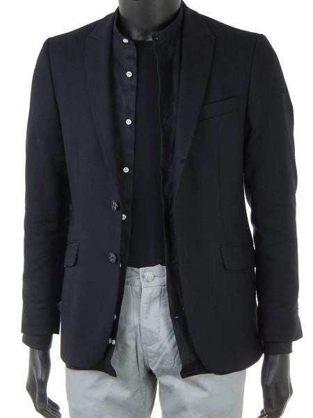 Black Stretchy Cotten T-Shirt
