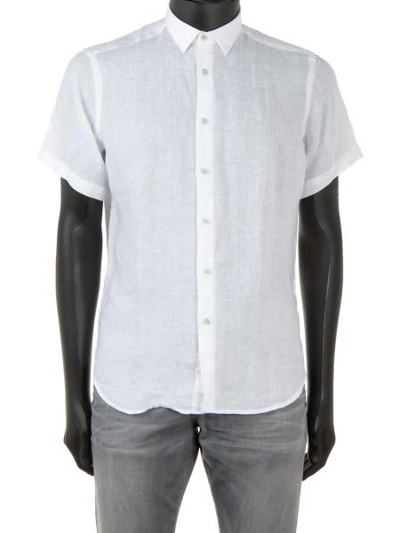 White Light Linen Shirt