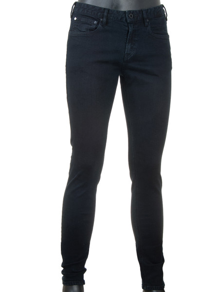 Black Midnight Skinny Jeans