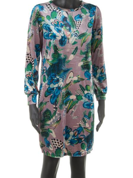 Velvet Short Dress
