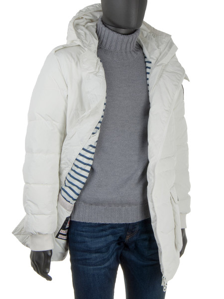 Merino Wool Rollneck Lightgrey