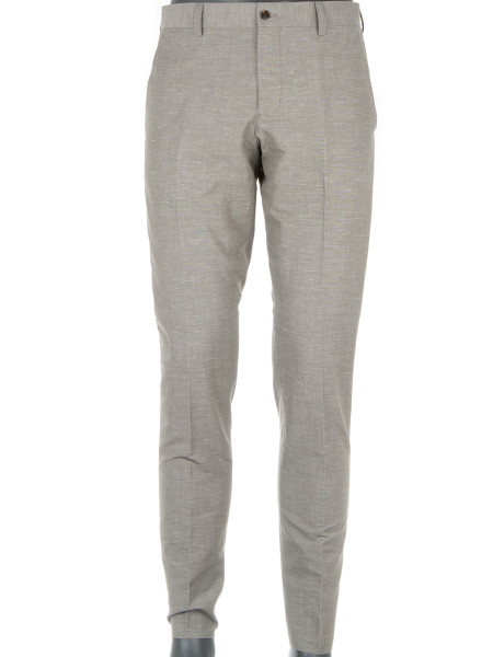 Light Linen Stone Pants