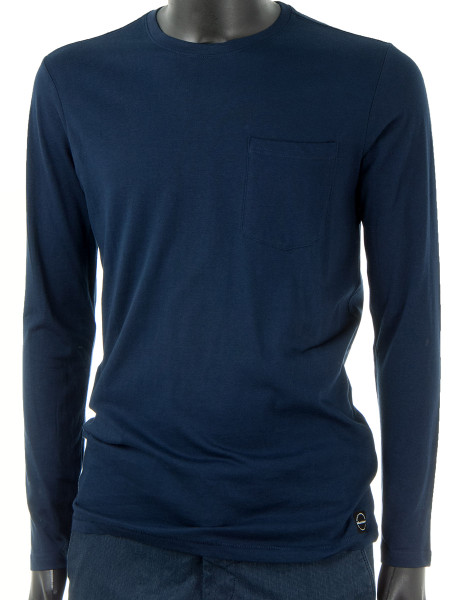 Navy Long-Sleeved Jersey