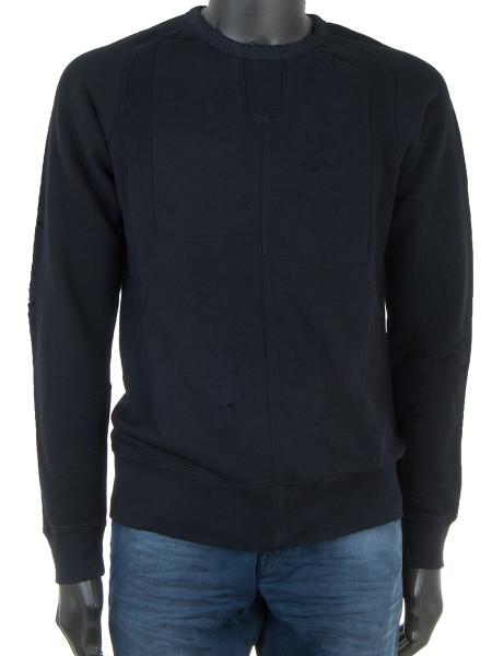 Retro Black Sweater