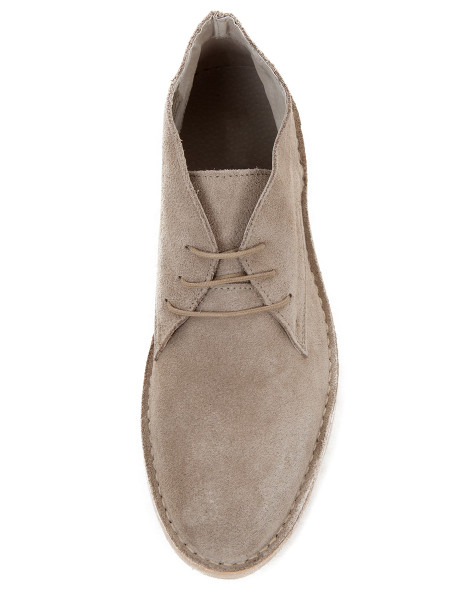 Cashew Suede City Desert Boot