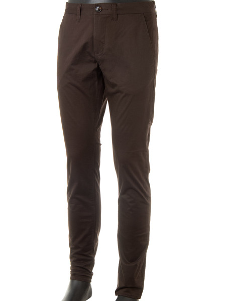Chocolate Brown Chinos
