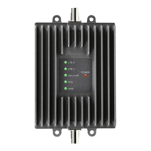 SureCall Fusion2Go 2.0 4G Cell Phone Signal Booster - front view