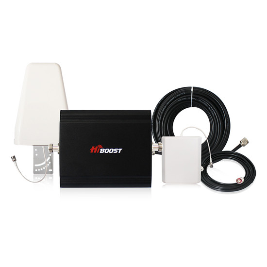 HiBoost Max EX 2000 Cell Phone Signal Booster | Full Kit