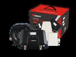 HiBoost Home 15K LCD Signal Booster Kit | F20G-5S-LCD