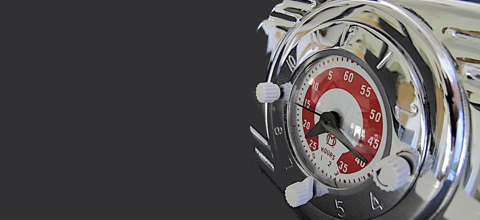 O'Keefe & Merritt Stove, Vintage Restored Stove Parts, Vintage Stove Clocks Timers, Antique Gas Stove Clocks & Timers, Vintage Stove Part Restoration Services