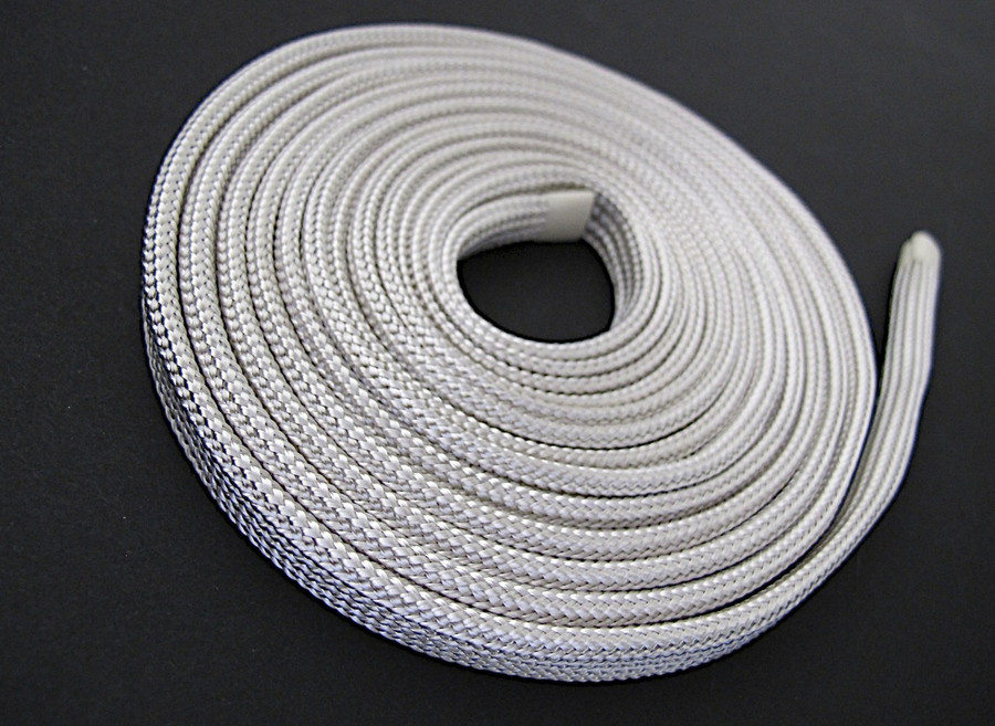 High Temperature Expandable 3 8 Quot Braided Fiberglass Sleeving