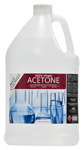 100% Virgin Acetone (1 Gallon)