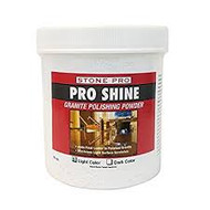 Pro Shine Polishing Powder for Light Granite (1lb)
