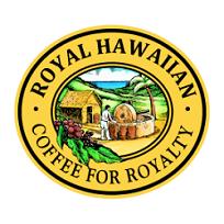 Royal Hawaiian Coffee logo
