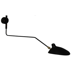 Serge Mouille One-Arm Wall Sconce Replica