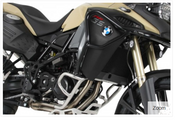 BMW F800GS Adventure Hepco & Becker Upper Crash Bars