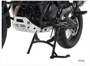 BMW F800GS Adventure Hepco & Becker Engine Protection Plate (silver)