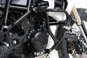 BMW F650GS Twin / F700GS Hepco & Becker Lower Crash Bars (black)