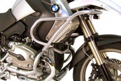 BMW R1200GS 2008 - 2012 Hepco & Becker Upper Crash Bars (silver)