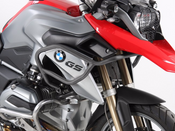 BMW R1200GS LC (2013-2016) Hepco & Becker Upper Crash Bars (anthracite)