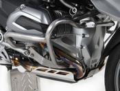 BMW R1200GS LC Hepco & Becker Lower Crash Bars (silver)