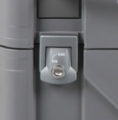 Lid Latch (silver)