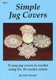 Image of Craft Moods book BK13 Simple Jug Covers by Vicki Moodie.