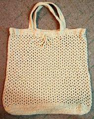 CMPATC001 Large Crocheted Bag