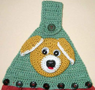 CMPATC049 - Dog Towel Topper