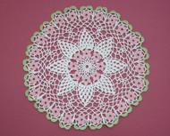 CMPATC069 Floral Doily