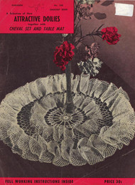 SHPARC108-D  A Selection of New Attractive Doilies