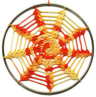 CMPATC008PDF - Spiderweb Sun-catcher