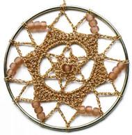 CMPATC005PDF - Gold Star Suncatcher