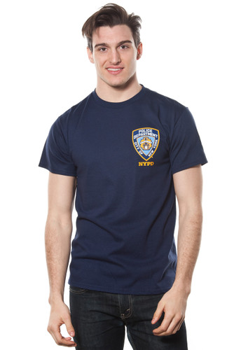 Adult NYPD Front Patch with Police on Back